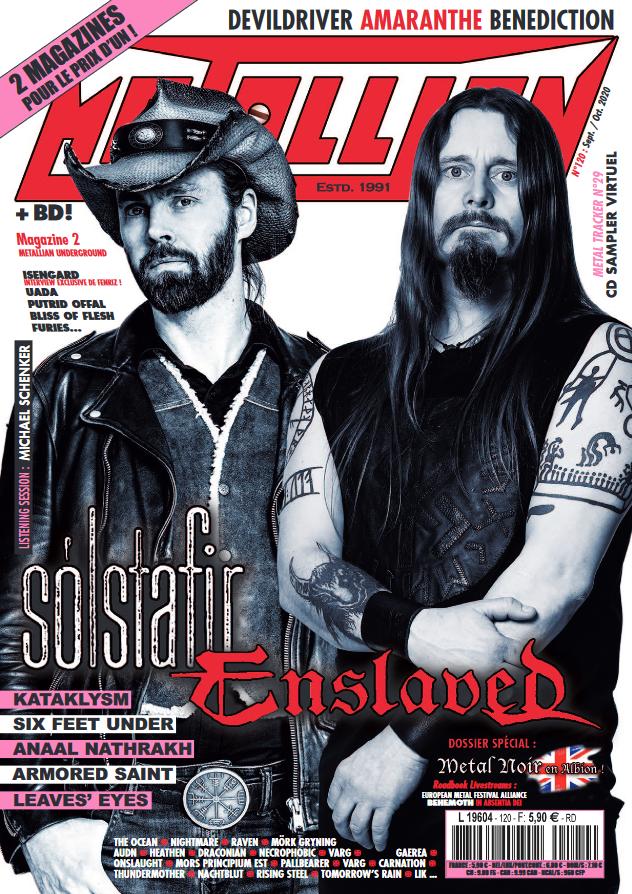 METALLIAN Magazine 120