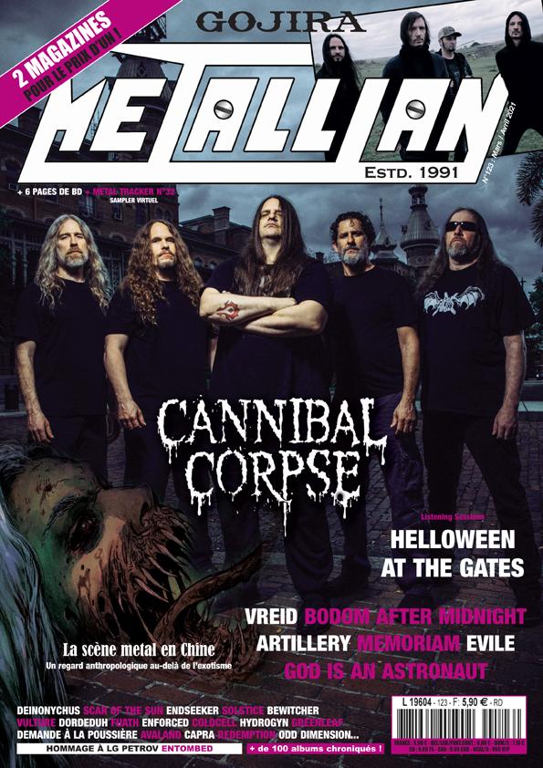 METALLIAN Magazine 123