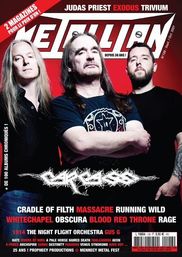 METALLIAN Magazine 126